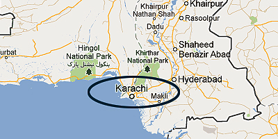 Journalists injured in Karachi blasts